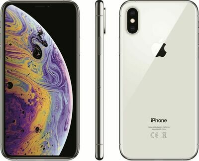 Apple iPhone Xs 512GB Silver