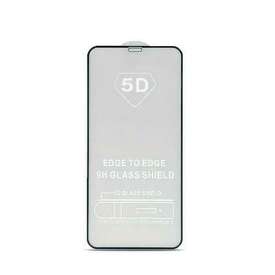 Защитное стекло 5D на Mi 8 Lite