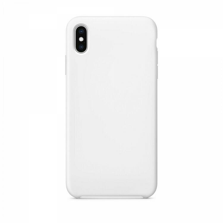 Чехол  на  Apple 7/8 белый
