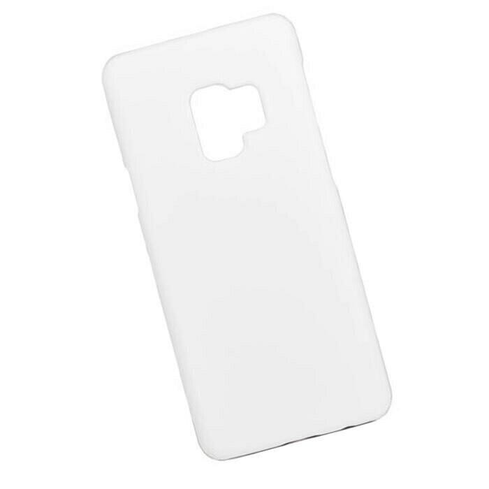 Чехол на S9 белый