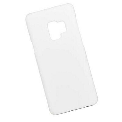 Чехол на S9+ белый