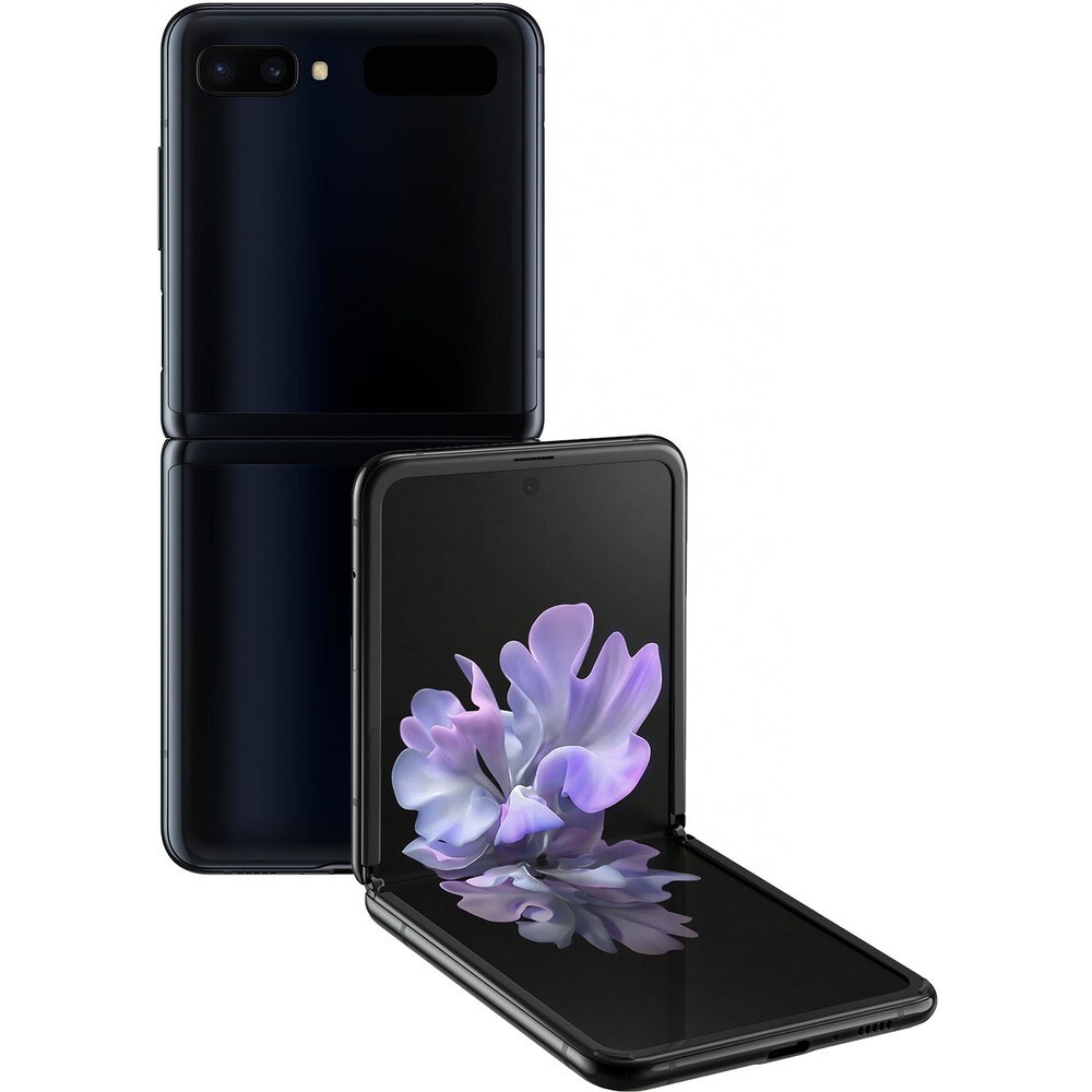 Смартфон Samsung Galaxy Z Flip 256 Black