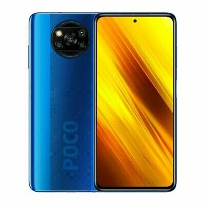 Смартфон Xiaomi POCO X3 6/128 Blue