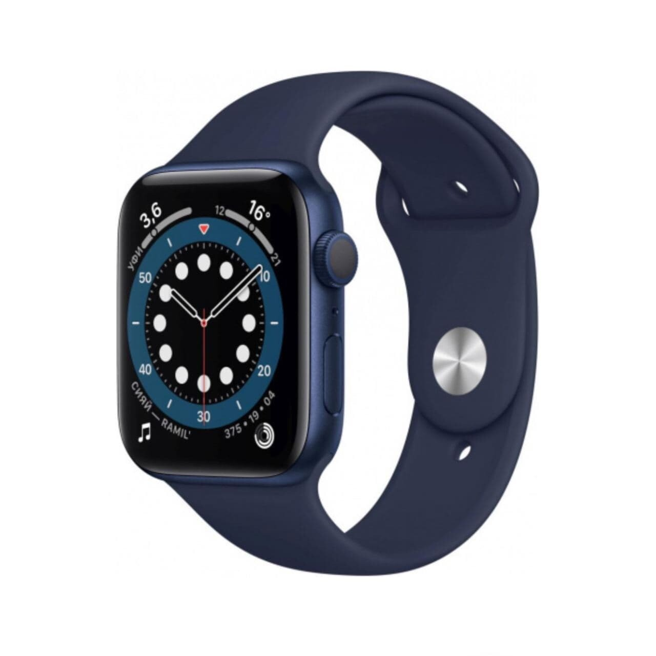 Apple Watch  Aluminum Case with Sport Band Series 6 GPS