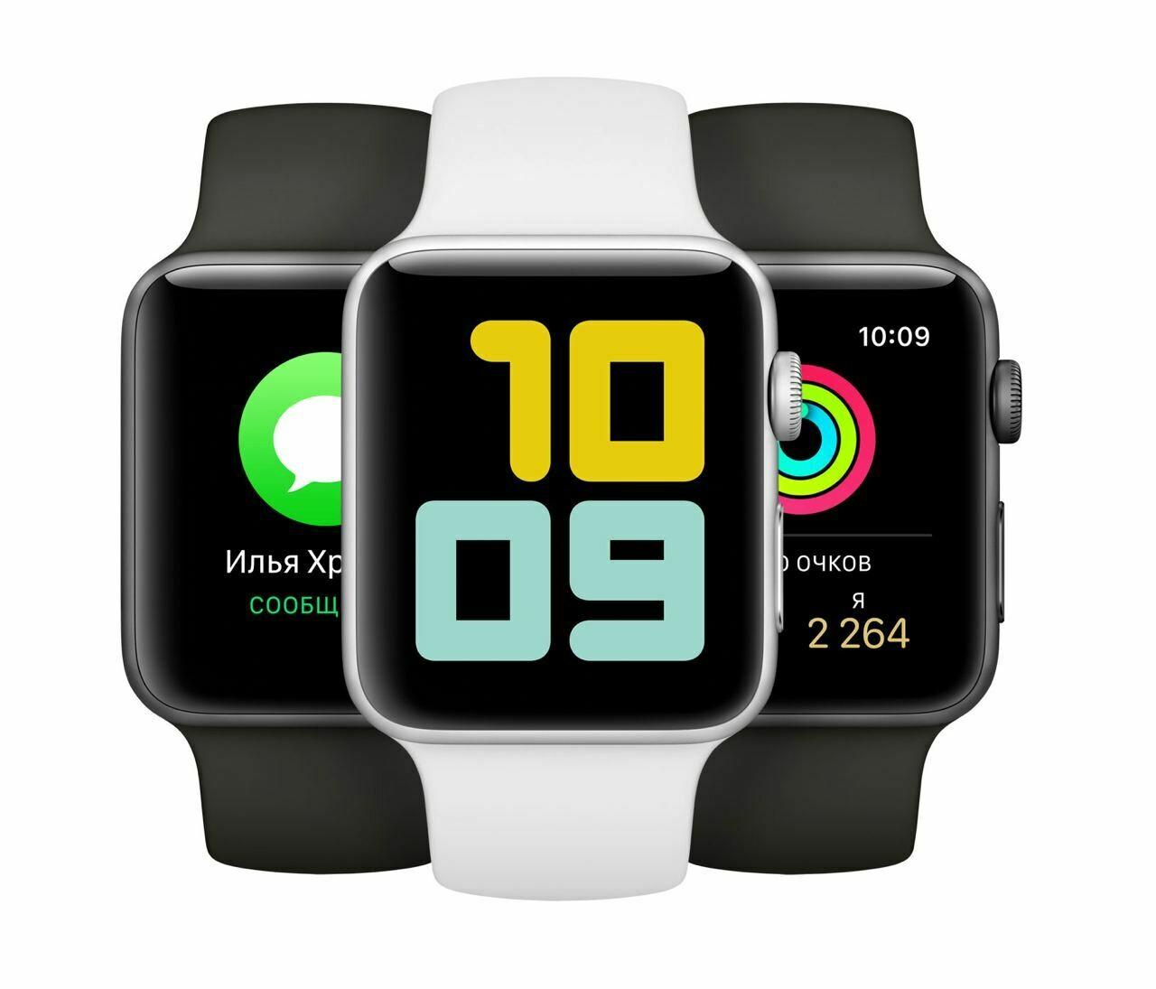 Apple Watch Aluminum   Sport Series 3