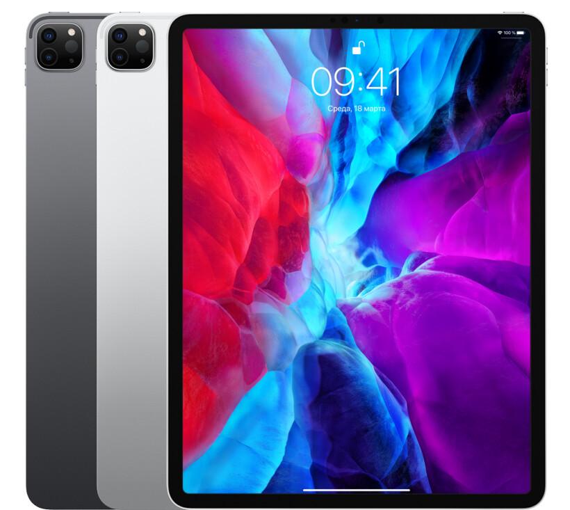 Apple iPad Pro 12.9 (2020) Wi-Fi + Cellular