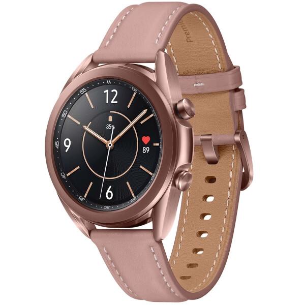 Смарт-часы Samsung Galaxy Watch3 41mm Бронза