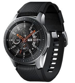 Смарт-часы Samsung Galaxy Watch3 45mm Черные
