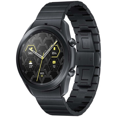 Смарт-часы Samsung Galaxy Watch3 45mm Titanium
