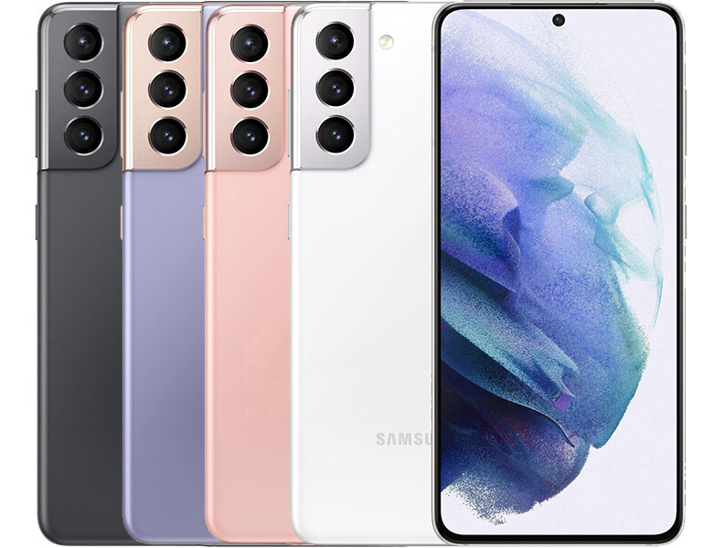 Смартфон Samsung Galaxy S21