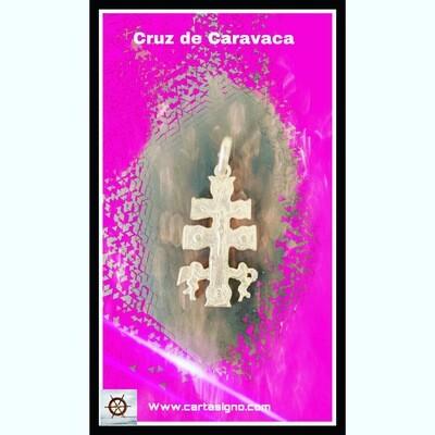 Cruz de Caravaca grande