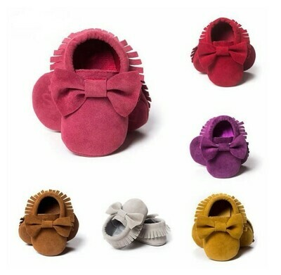 Moccasins Soft Soled Shoes