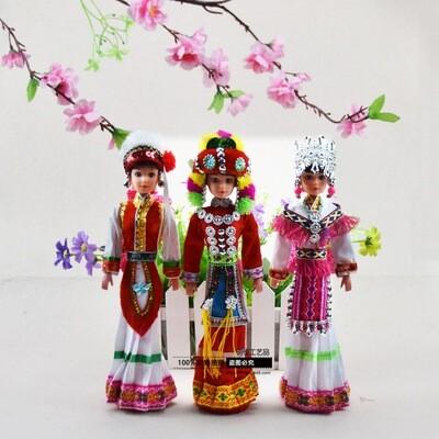 Yunnan Dolls - Any 5 dolls bundle