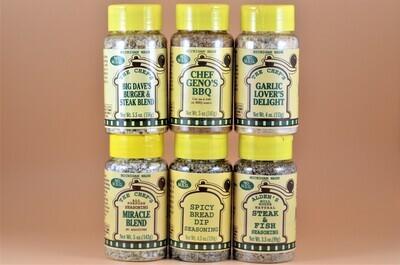 Alden Mill Spices
