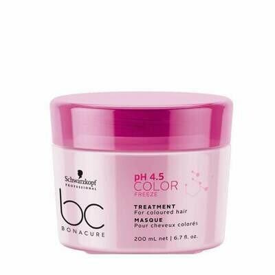 BC Bonacure pH 4.5 Color Freeze Treatment