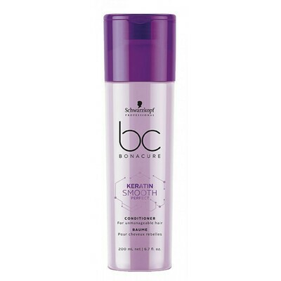 BC Bonacure Keratin Smooth Perfect Conditioner