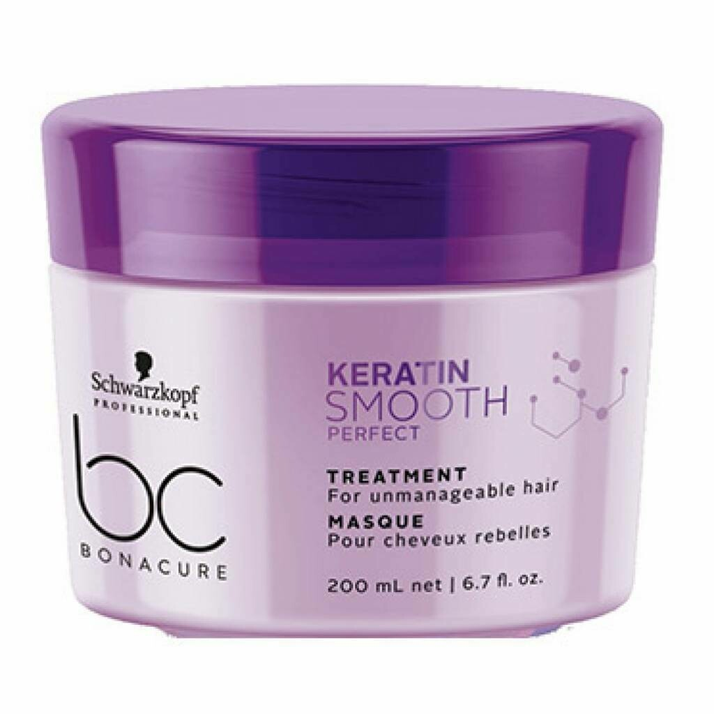 BC Bonacure Keratin Smooth Perfect Hair Treatment