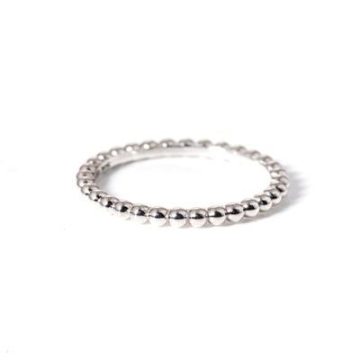 Small Bobble Band Ring