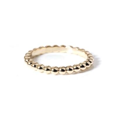 Medium Bobble Band Ring