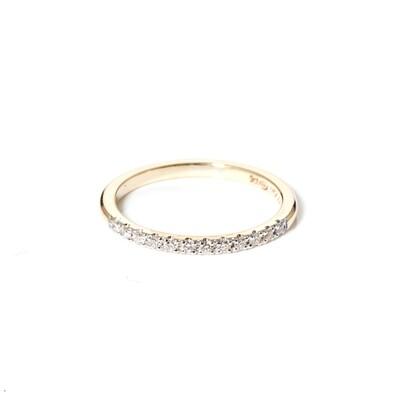 Kroon Diamond Ring | 1.5mm