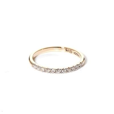 Kroon Diamond Ring | 1.7mm