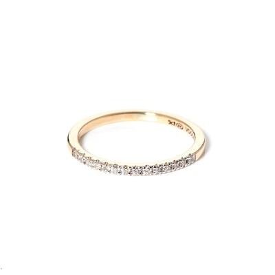 Kroon Diamond Ring | 1.3mm