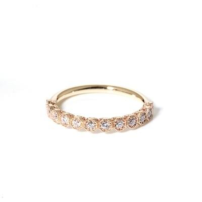 Harmony Milgraine Diamond Ring