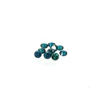 Blue/Green - 0.58 ct