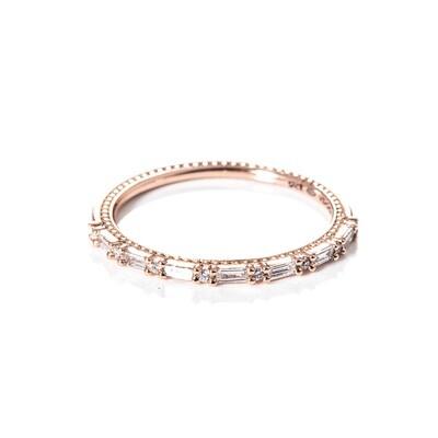Emet Diamond Ring