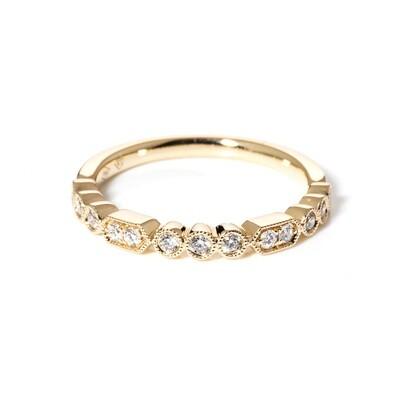 Bouclier Diamond Ring