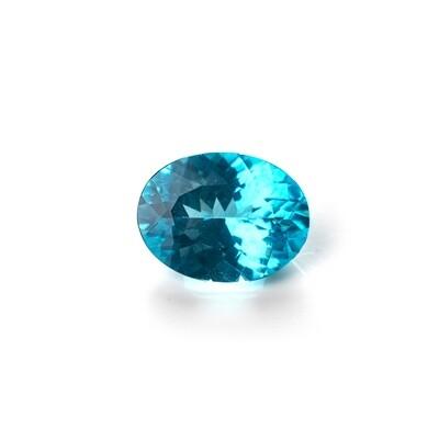 Paraiba Apatite - 6.91 ct