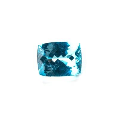 Paraiba Apatite - 2.87 ct