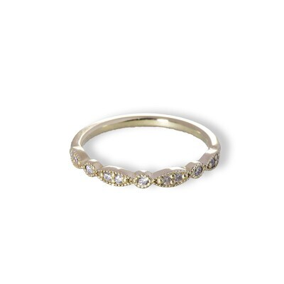 Botanica Diamond Ring - Large