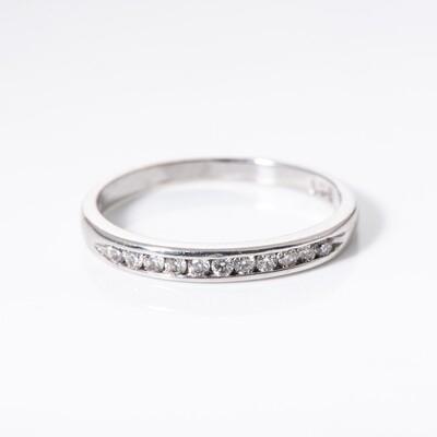 Suez Diamond Ring