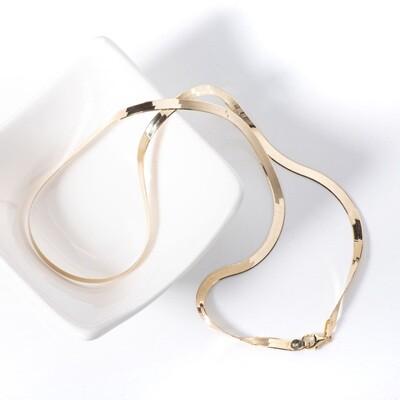 Liquid Gold Necklace