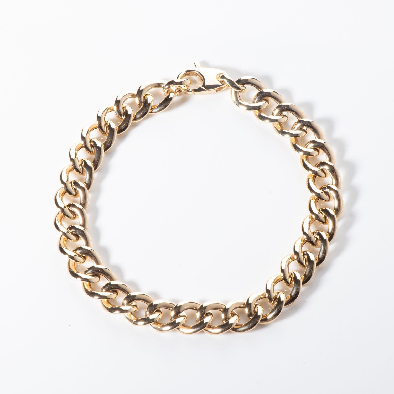 9K Yellow Gold Bracelet