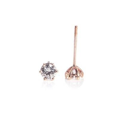 3.6mm Diamond Studs