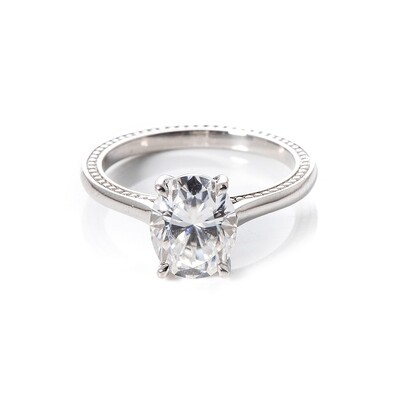 Madelaine Solitaire Ring