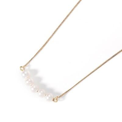 Luna Row necklace