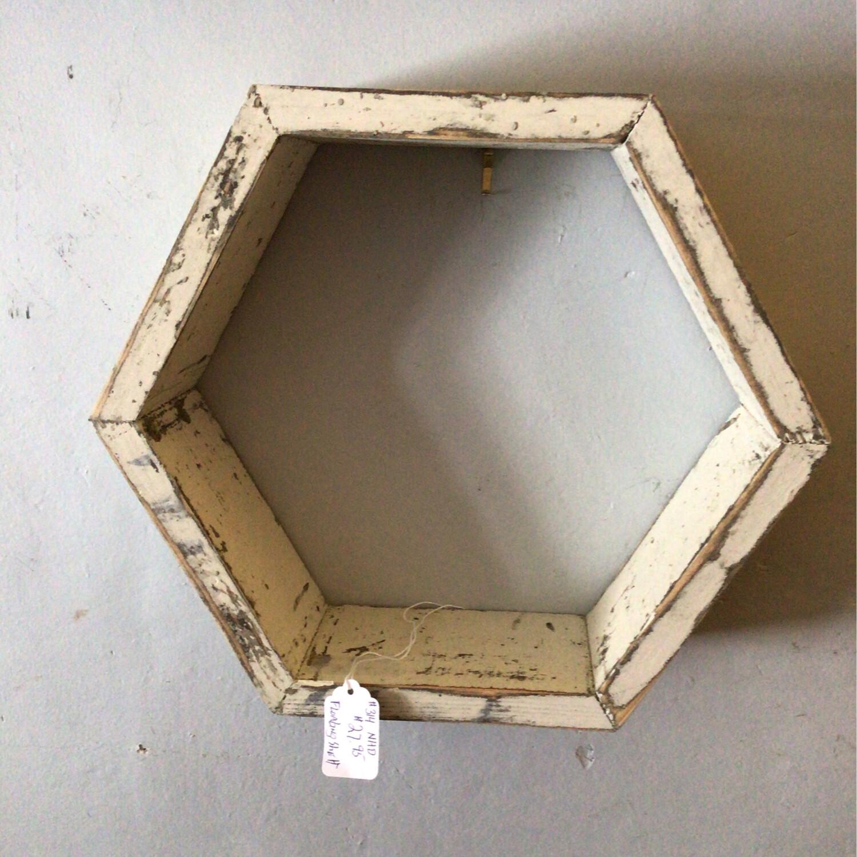 Wood Floating Shelf/Born In A Born