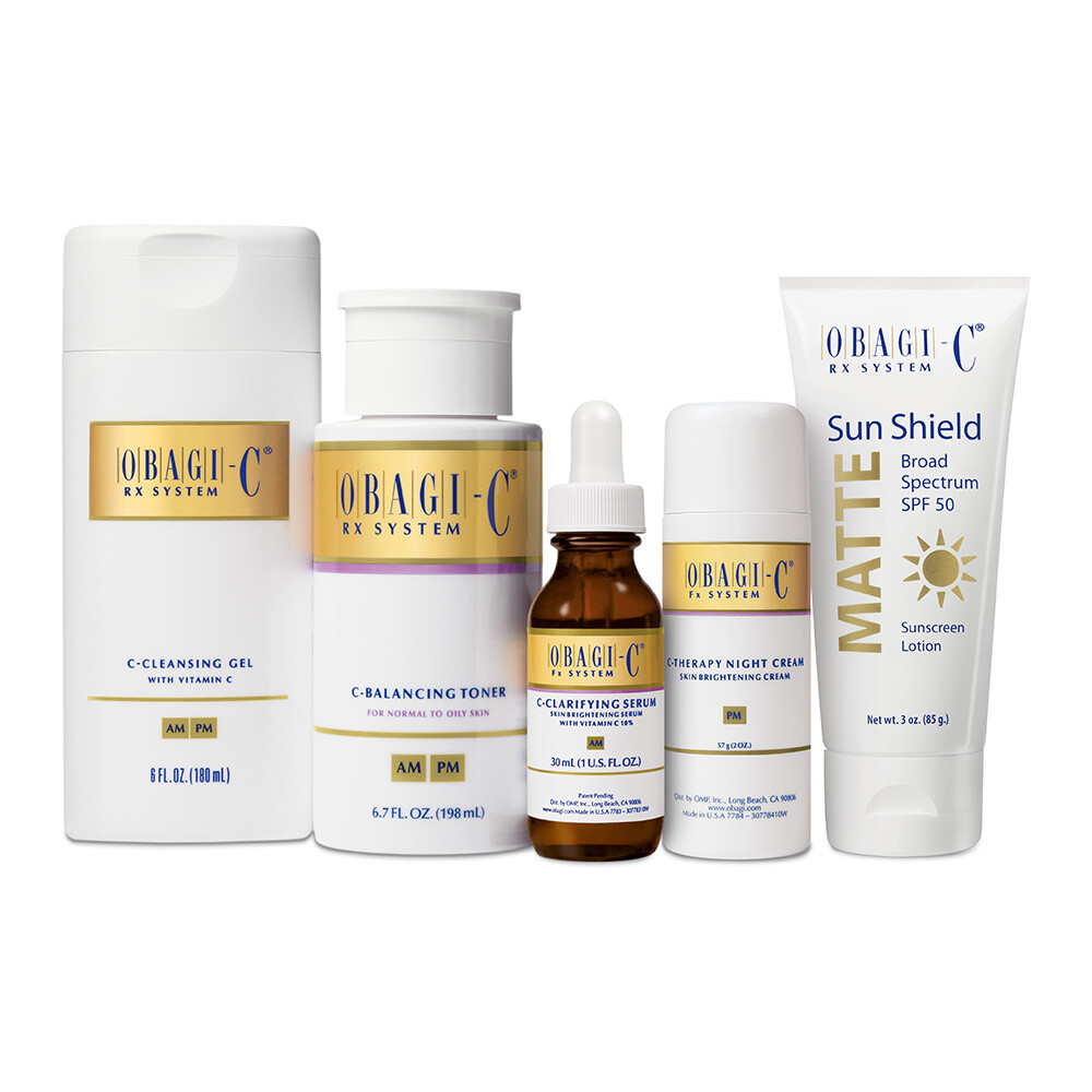Obagi-C® Fx System (Normal to Oily Skin)