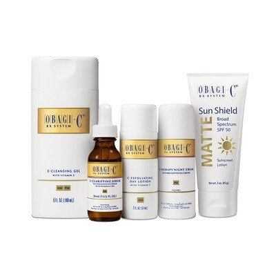 Obagi-C® Fx System (Normal to Dry Skin)