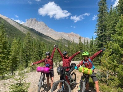 Intro to Mountain Bike Packing Weekend in Kananaskis June 26th-27th