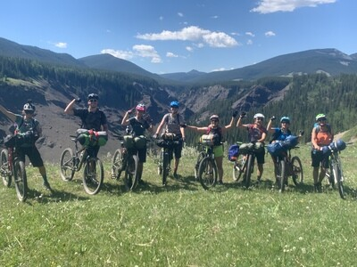 4 Day Kananaskis Mountain Bikepacking Explorer Along High Rockies Trail September 21st to 24th for Strong Beginner/Intermediate Mountain Bikers