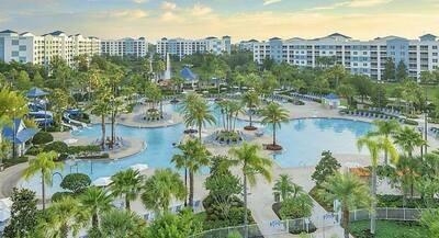5 NIGHT OCTOBER ORLANDO, FL VILLA FOR 4, Bluegreen's The Fountains Resort- 10/11/20-10/16/20