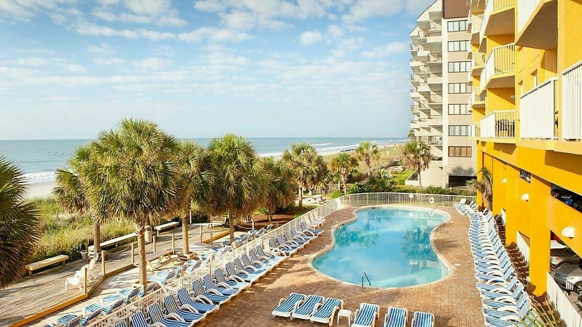 HOLIDAY DEAL OF THE WEEK!  7 NIGHT NEW YEAR'S NORTH MYRTLE BEACH, SC OCEANFRONT VILLA FOR 6, Bluegreen's Shorecrest Vacation Villas I & II- 12/26/20-01/02/21