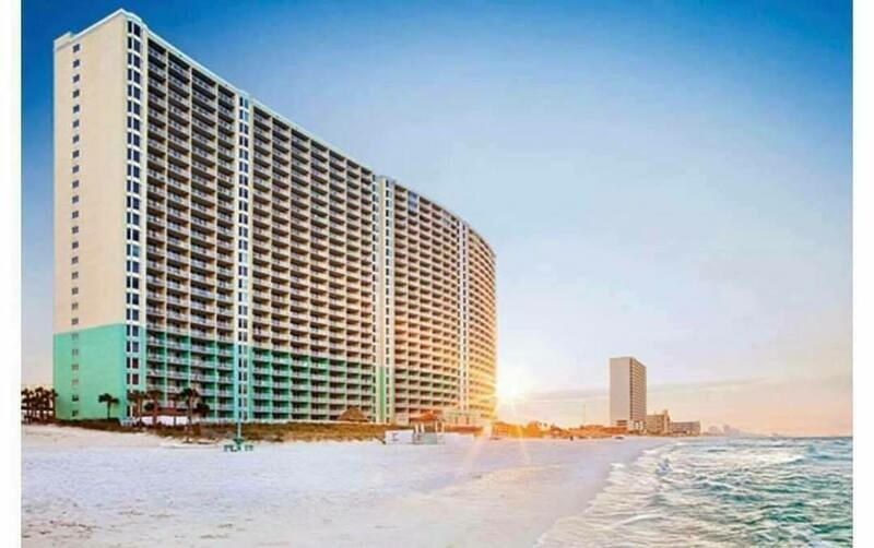 OCTOBER 7 NIGHT PANAMA CITY BEACH, FL CONDO FOR 6, Wyndham Panama Resort- 10/3/20-10/10/20