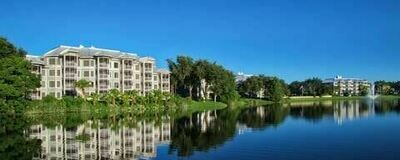 SEPTEMBER ORLANDO, FL CONDO FOR 8, MARRIOTT'S CYPRESS HARBOUR RESORT- ANY WEEK IN SEPTEMBER (PENDING AVAILABILITY}