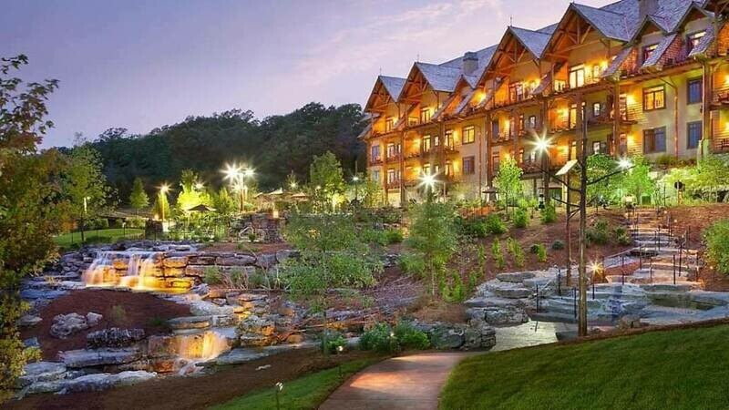 NEW YEAR'S IN RIDGEDALE, MO, WILDERNESS CLUB AT BIG CEDAR RESORT- 12/28/20-01/01/21