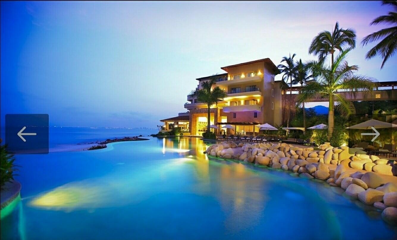 7 NIGHT CHRISTMAS/NEW YEAR'S PUERTO VALLARTA, MEXICO ALL INCLUSIVE TRIP FOR 4, Garza Blanca Residence Club- 12/26/20-1/2/21